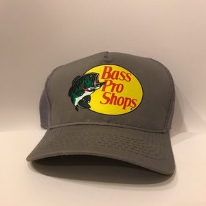 Other - Base Pro Shops Snapback Trucker Hat